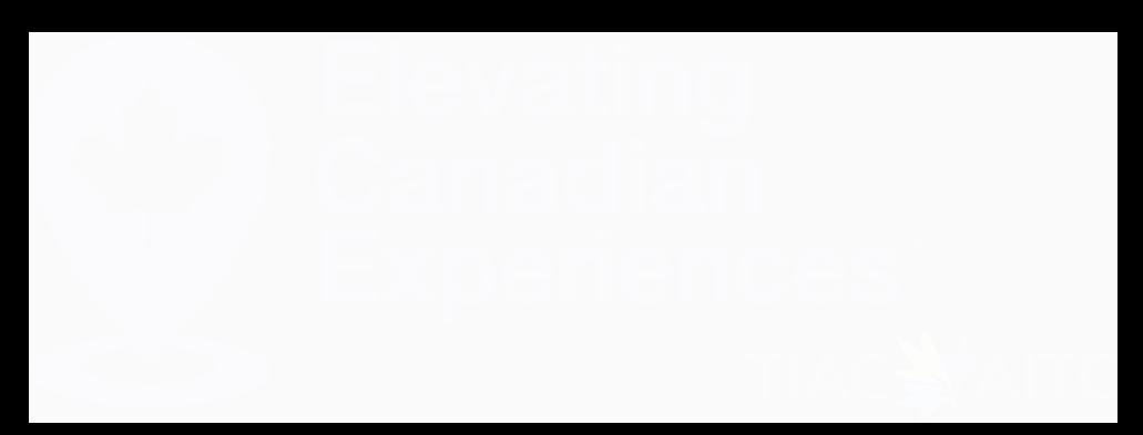 Elevating Canadian Experiences Logo